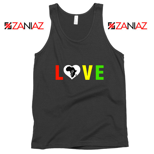 Black Lives Matters African Tank Top