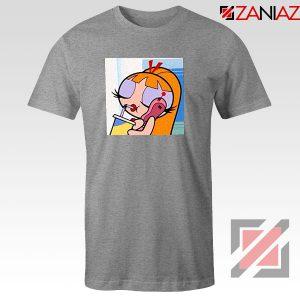 Blossom Character Sport Grey Tshirt