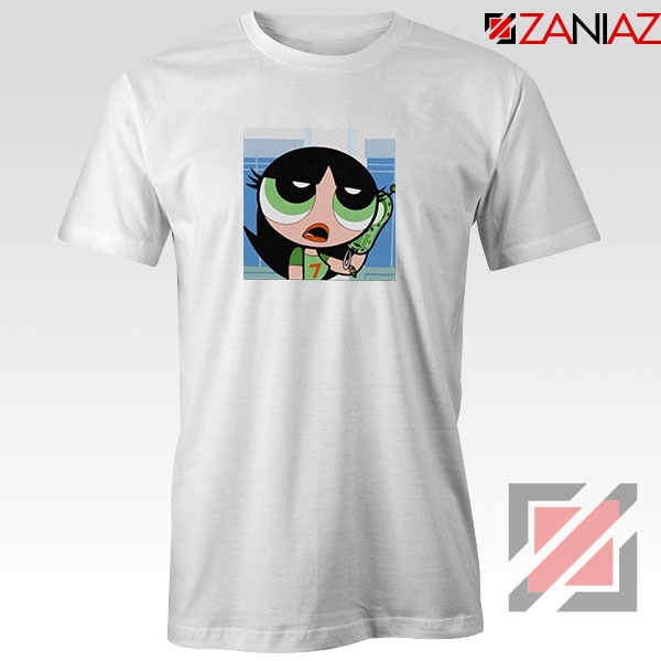 Buttercup Character White Tshirt