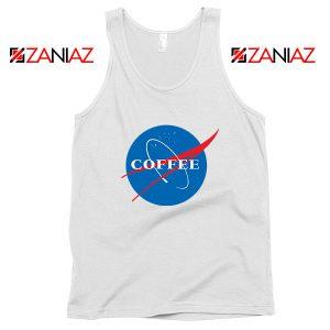 Coffee Nasa Tank Top