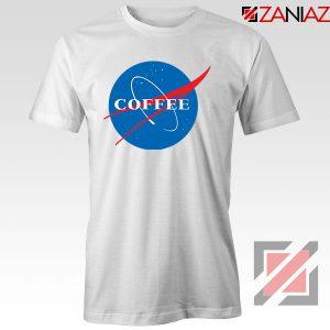 Coffee Nasa Tshirt