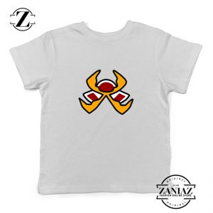 Fire Pokemon Type Kids Tshirt