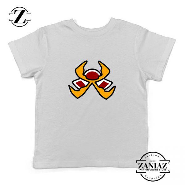 Fire Pokemon Type Kids Tshirt