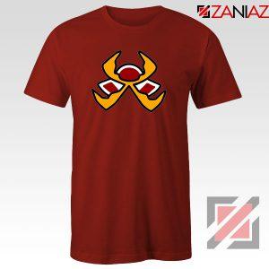 Fire Pokemon Type Red Tshirt