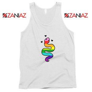 Gay Pride Snake Tank Top