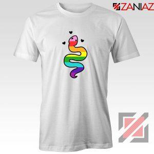 Gay Pride Snake Tshirt