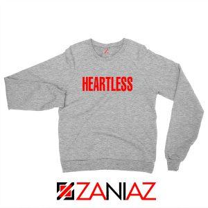 Heartless Diplo Song Sport Grey Sweatshirt
