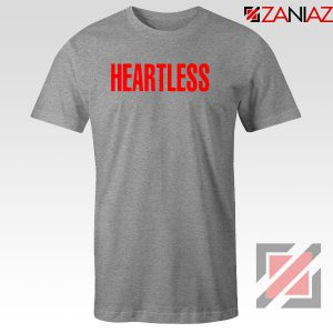 Heartless Diplo Song Sport Grey Tshirt