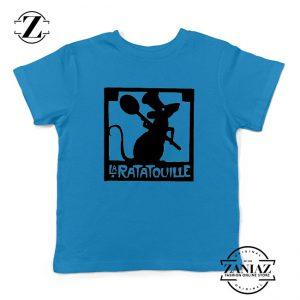 La Ratatouille Kids Blue Tshirt