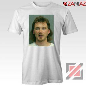 Morgan Wallen White Tshirt