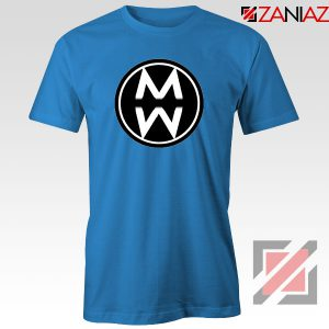 Musician Country Logo Blue Tshirt