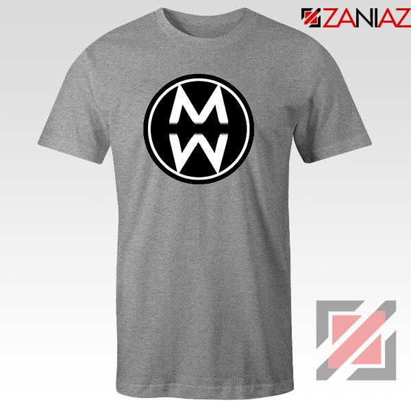 Musician Country Logo Sport Grey Tshirt