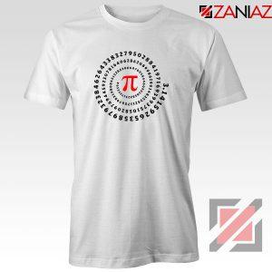 Pi Spiral Tshirt