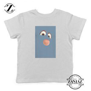 Pixar Remy Rat Kids White Tshirt