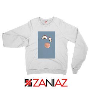 Pixar Remy Rat White Sweatshirt