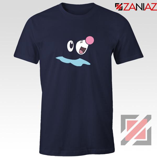 Popplio Pokemon Navy Blue Tshirt
