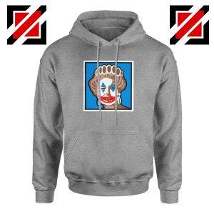 Queen England Sport Grey Hoodie