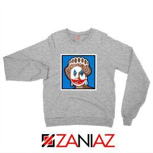Queen England Sport Grey Sweatshirt