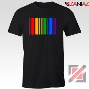 Rainbow Barcode Tshirt