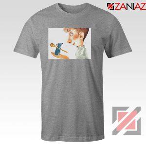 Ratatouille Mouse Sport Grey Tshirt