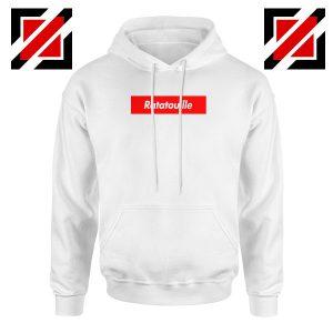 Ratatouille Red Logo Hoodie