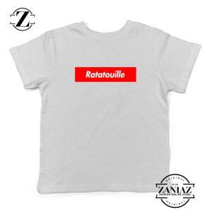 Ratatouille Red Logo Kids Tshirt
