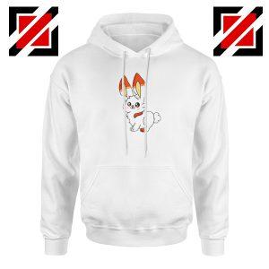 Scorbunny Rabbit Hoodie