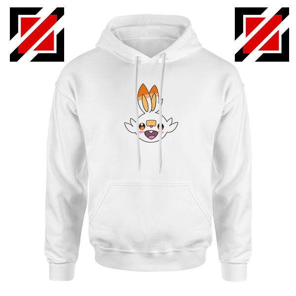 Scorbunny Rabbit Pokemon Hoodie