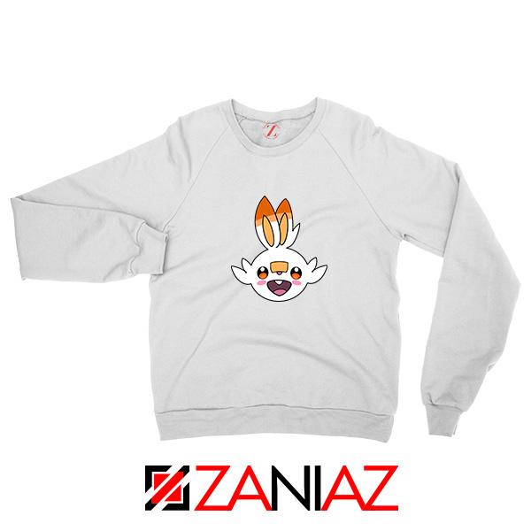 Scorbunny Rabbit Pokemon Sweatshirt