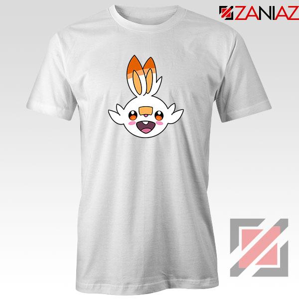 Scorbunny Rabbit Pokemon Tshirt