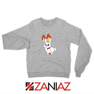 Scorbunny Rabbit Sport Grey Sweatshirt
