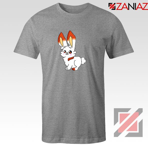 Scorbunny Rabbit Sport Grey Tshirt