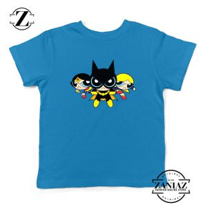 Supertough Girls Kids Blue Tshirt
