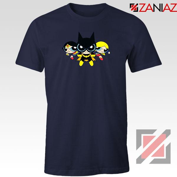 Supertough Girls Navy Blue Tshirt