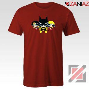 Supertough Girls Red Tshirt