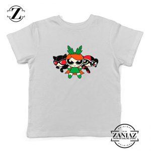Supervillain Powerpuff Girls Kids Tshirt