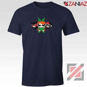 Supervillain Powerpuff Girls Navy Blue Tshirt