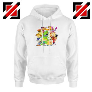 The Best 90s Cartoons Hoodie