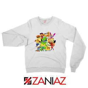 The Best 90s Cartoons Sweatshirt