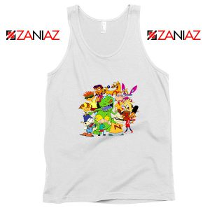 The Best 90s Cartoons Tank Top