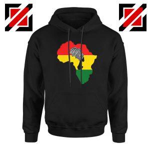 African Black Women Hoodie