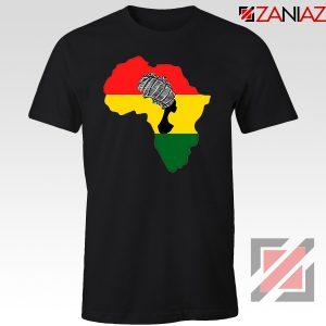 African Black Women Tshirt