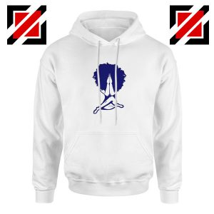 Afro Woman Praying Hoodie