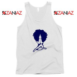 Afro Woman Praying Tank Top