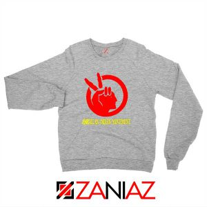 American Indian Movement Best Sport Grey Sweatshirt