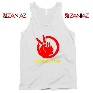 American Indian Movement Best White Tank Top