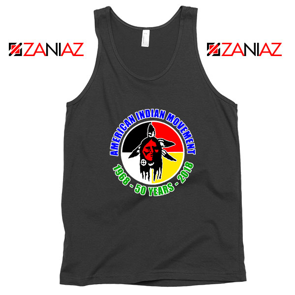 American Indian Movement Tank Top