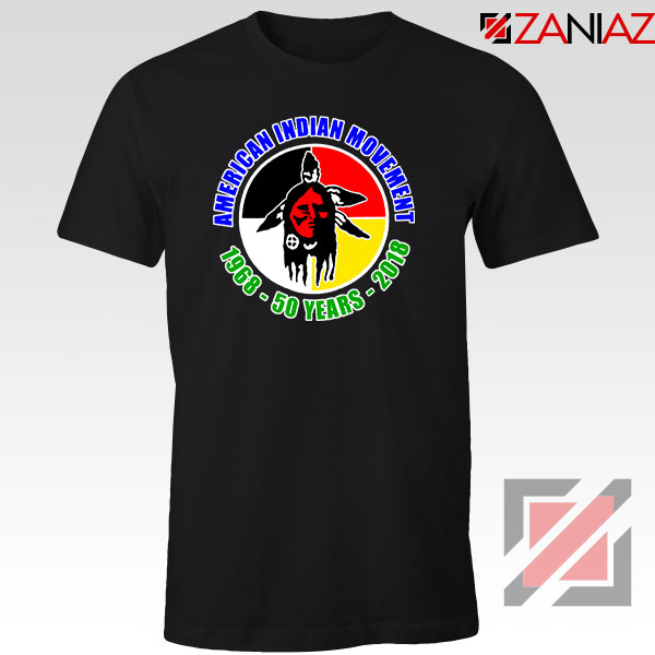 American Indian Movement Tshirt