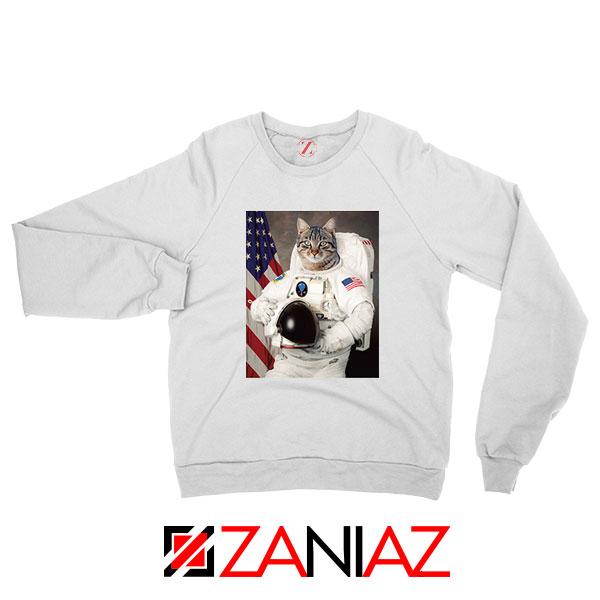 Astronaut Cat Sweatshirt
