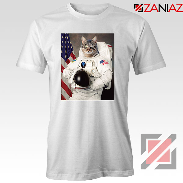 Astronaut Cat Tshirt